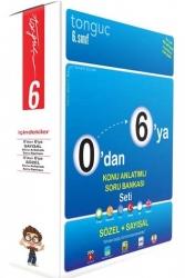 Tonguç Akademi - Tonguç Akademi 0'dan 6'ya Konu Anlatımlı Soru Bankası Seti