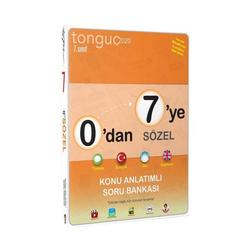 Tonguç Akademi - Tonguç Akademi 0'dan 7'ye Sözel Konu Anlatımlı Soru Bankası