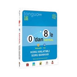 Tonguç Akademi - Tonguç Akademi 0'dan 8'e Sayısal Konu Anlatımlı Soru Bankası