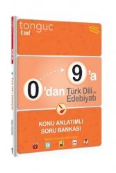 Tonguç Akademi - Tonguç Akademi 0'dan 9'a Türk Dili ve Edebiyatı Konu Anlatımlı Soru Bankası