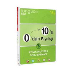 Tonguç Akademi - Tonguç Akademi 10. Sınıf 0 dan 10 a Biyoloji Konu Anlatımlı Soru Bankası