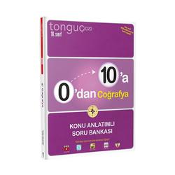 Tonguç Akademi - Tonguç Akademi 10. Sınıf 0 dan 10 a Coğrafya Konu Anlatımlı Soru Bankası