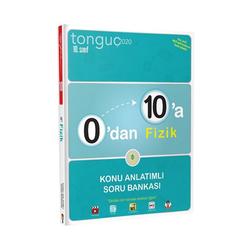 Tonguç Akademi - Tonguç Akademi 10. Sınıf 0 dan 10 a Fizik Konu Anlatımlı Soru Bankası