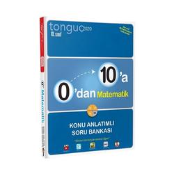 Tonguç Akademi - Tonguç Akademi 10. Sınıf 0 dan 10 a Matematik Konu Anlatımlı Soru Bankası