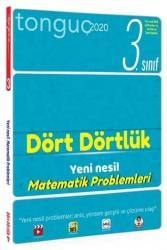 Tonguç Akademi - Tonguç Akademi 3. Sınıf Dört Dörtlük Matematik Problemleri