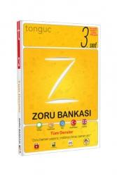 Tonguç Akademi - Tonguç Akademi 3. Sınıf Tüm Dersler Zoru Soru Bankası