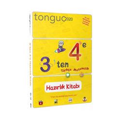 Tonguç Akademi - Tonguç Akademi 3 ten 4 e Hazırlık Kitabı