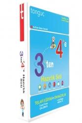 Tonguç Akademi - Tonguç Akademi 4. Sınıf 3 ten 4 e Hazırlık Seti