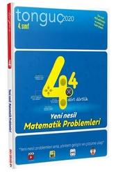 Tonguç Akademi - Tonguç Akademi 4. Sınıf Dört Dörtlük Matematik Problemleri