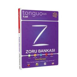 Tonguç Akademi - Tonguç Akademi 4. Sınıf Tüm Dersler Zoru Bankası