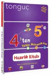 Tonguç Akademi - Tonguç Akademi 4'ten 5'e Hazırlık Kitabı