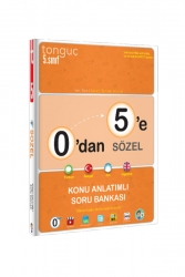 Tonguç Akademi - Tonguç Akademi 5. Sınıf 0 dan 5 e Sözel Konu Anlatımlı Soru Bankası