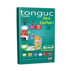 Tonguç Akademi - Tonguç Akademi 5. Sınıf 2. Dönem Akıl Notları