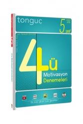 Tonguç Akademi - Tonguç Akademi 5. Sınıf 4 lü Motivasyon Denemeleri
