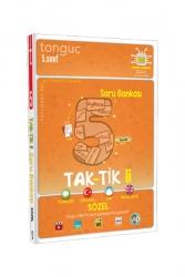 Tonguç Akademi - Tonguç Akademi 5. Sınıf Taktikli Sözel Soru Bankası