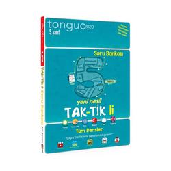 Tonguç Akademi - Tonguç Akademi 5. Sınıf Tüm Dersler Taktikli Soru Bankası