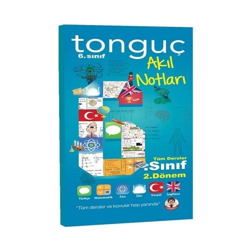 Tonguç Akademi 6. Sınıf 2. Dönem Akıl Notları