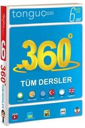Tonguç Akademi - Tonguç Akademi 6. Sınıf 360 Tüm Dersler Soru Bankası