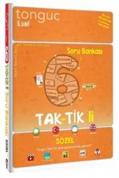 Tonguç Akademi - Tonguç Akademi 6. Sınıf Sözel Taktikli Soru Bankası