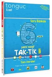 Tonguç Akademi - Tonguç Akademi 6. Sınıf Tüm Dersler Taktikli Soru Bankası