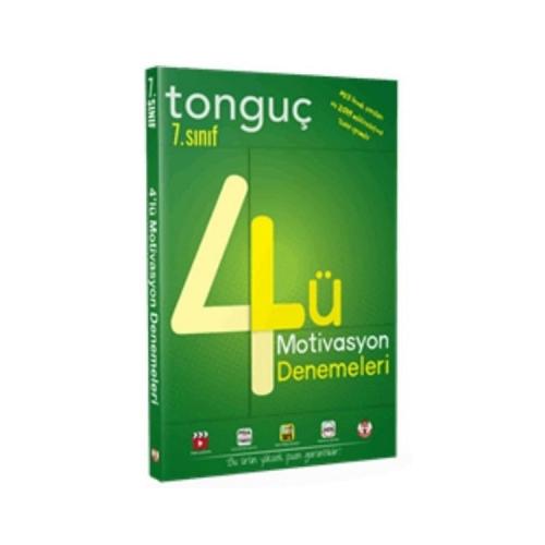 Tonguç Akademi 7. Sınıf 4 lü Motivasyon Denemeleri