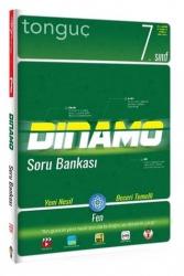 Tonguç Akademi - Tonguç Akademi 7. Sınıf Dinamo Fen Bilimleri Soru Bankası