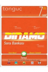Tonguç Akademi - Tonguç Akademi 7. Sınıf Dinamo Türkçe Soru Bankası