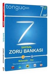 Tonguç Akademi - Tonguç Akademi 7. Sınıf Sayısal Zoru Bankası