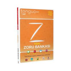 Tonguç Akademi - Tonguç Akademi 7. Sınıf Sözel Zoru Bankası