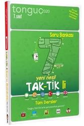 Tonguç Akademi - Tonguç Akademi 7. Sınıf Tüm Dersler Taktikli Soru Bankası