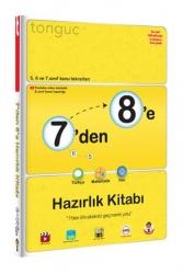 Tonguç Akademi - Tonguç Akademi 7den 8e Hazırlık Kitabı