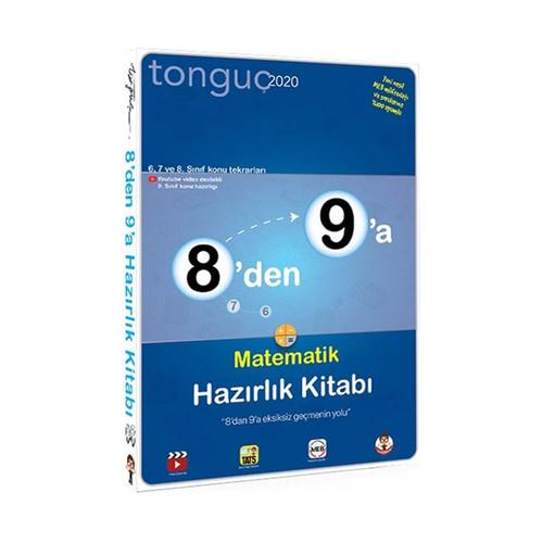 Tonguç Akademi 8 den 9 a Matematik Hazırlık Kitabı