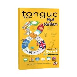 Tonguç Akademi - Tonguç Akademi 8. Sınıf 2. Dönem Akıl Notları