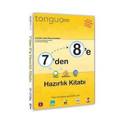 Tonguç Akademi - Tonguç Akademi 8. Sınıf 7'den 8'e Türkçe Matematik Fen Bilimleri Hazırlık Kitabı