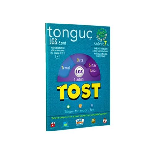 Tonguç Akademi 8. Sınıf LGS 1. Adım Tost Test