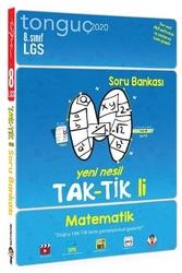 Tonguç Akademi - Tonguç Akademi 8. Sınıf LGS Matematik Taktikli Soru Bankası