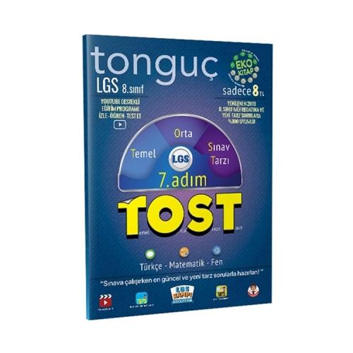 Tonguç Akademi 8. Sınıf LGS Tost 7. Adım