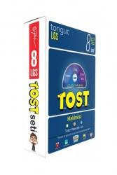 Tonguç Akademi - Tonguç Akademi 8. Sınıf LGS Tost Seti