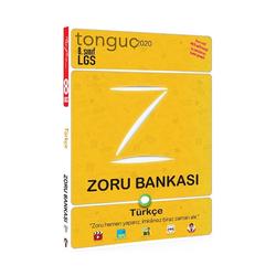 Tonguç Akademi - Tonguç Akademi 8. Sınıf LGS Türkçe Zoru Bankası