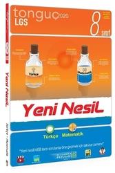 Tonguç Akademi - Tonguç Akademi 8. Sınıf LGS Yeni Nesil Türkçe Matematik