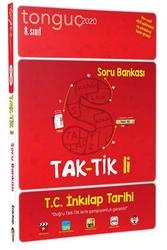 Tonguç Akademi - Tonguç Akademi 8. Sınıf T.C. İnkılap Tarihi Taktikli Soru Bankası