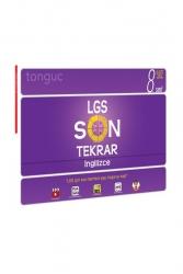 Tonguç Akademi - Tonguç Akademi 8.Sınıf LGS Son Tekrar İngilizce