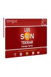 Tonguç Akademi - Tonguç Akademi 8.Sınıf LGS Son Tekrar İnkılap Tarihi