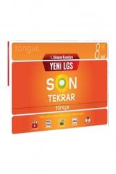 Tonguç Akademi - Tonguç Akademi 8.Sınıf LGS Son Tekrar Türkçe