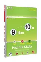 Tonguç Akademi - Tonguç Akademi 9 dan 10 a Fizik Kimya Biyoloji Hazırlık Kitabı