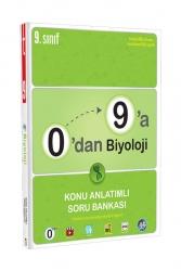 Tonguç Akademi - Tonguç Akademi 9. Sınıf 0 dan 9 a Biyoloji Konu Anlatımlı Soru Bankası
