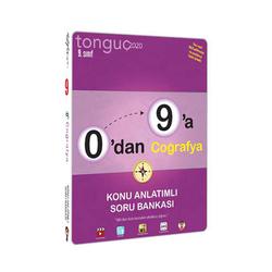 Tonguç Akademi - Tonguç Akademi 9. Sınıf 0 dan 9 a Coğrafya Konu Anlatımlı Soru Bankası