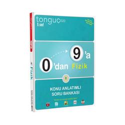Tonguç Akademi - Tonguç Akademi 9. Sınıf 0 dan 9 a Fizik Konu Anlatımlı Soru Bankası