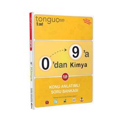 Tonguç Akademi - Tonguç Akademi 9. Sınıf 0 dan 9 a Kimya Konu Anlatımlı Soru Bankası