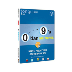 Tonguç Akademi - Tonguç Akademi 9. Sınıf 0 dan 9 a Matematik Konu Anlatımlı Soru Bankası